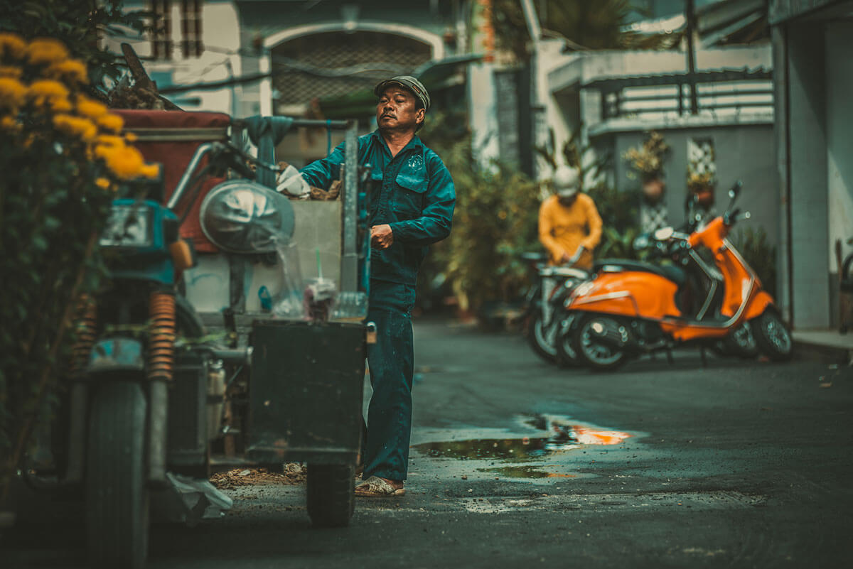 adriaan.du.toit Ho Chi Minh City Saigon Travel photography deep in the cuts