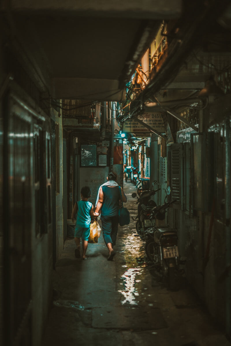 Vietnam street photography