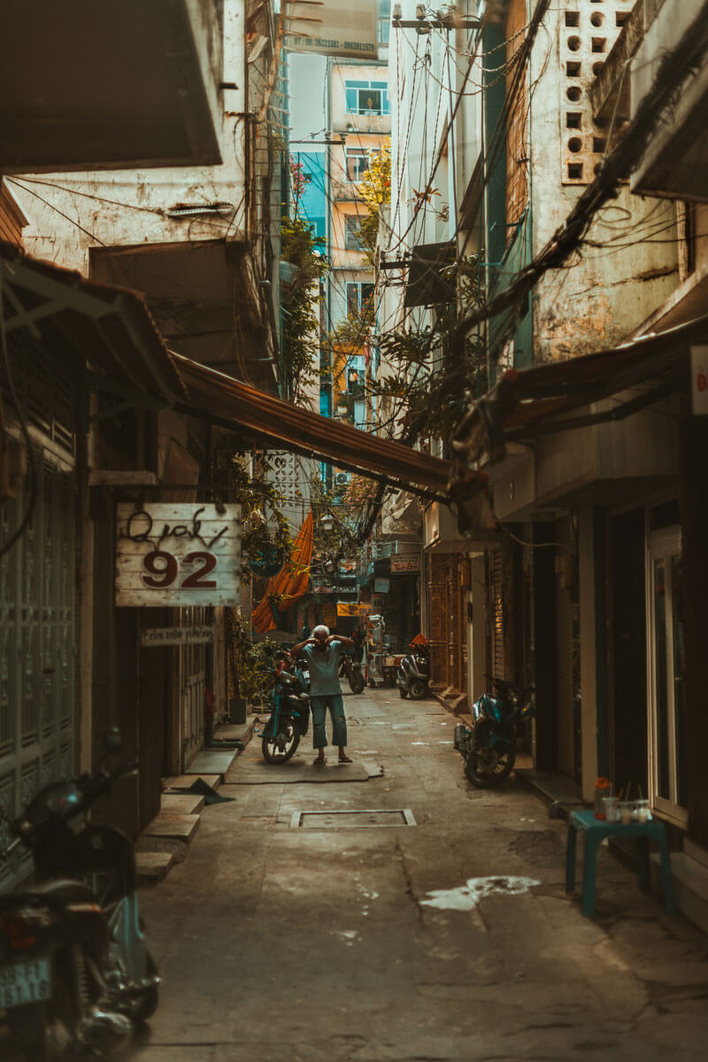 travel photography Ho Chi Minh Vietnam