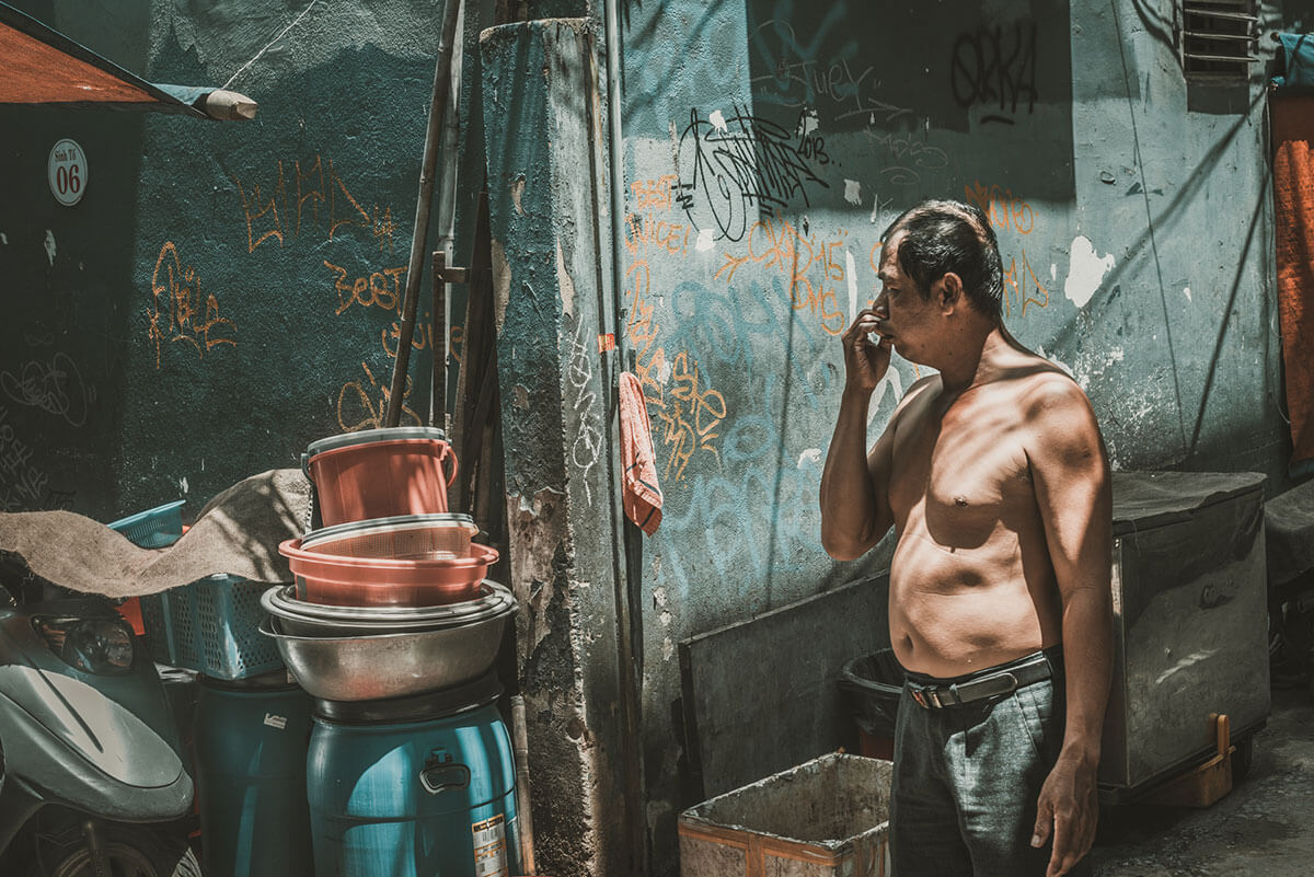 Travel photography adriaan.du.toit Ho Chi Minh City Vietnam